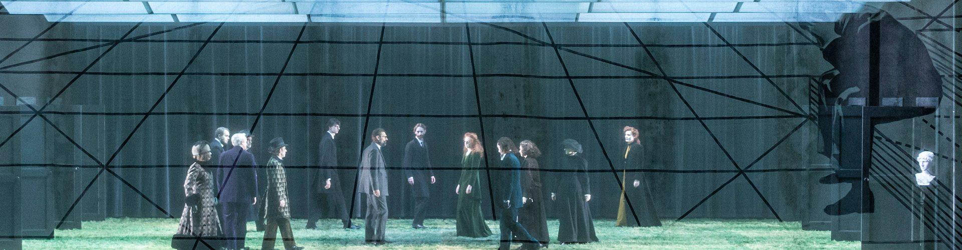 Foto di Masiar Pasquali, Piccolo Teatro di Milano