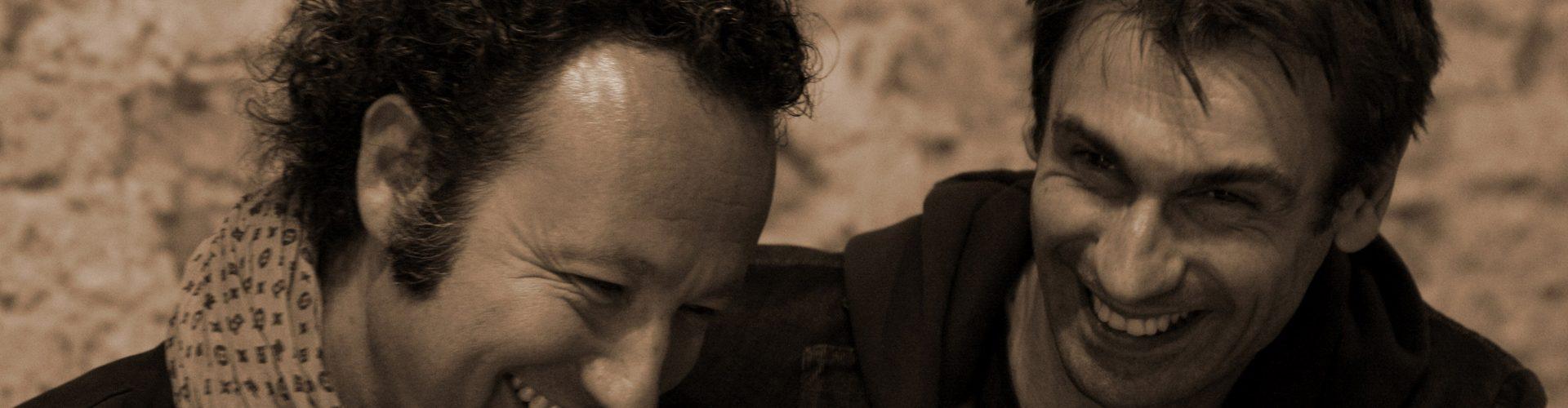 """""""Non fate troppi pettegolezzi"""". Omaggio a Cesare Pavese, Fabrizio Gifuni e Cesare Picco - Foto di Momy Manetti"""