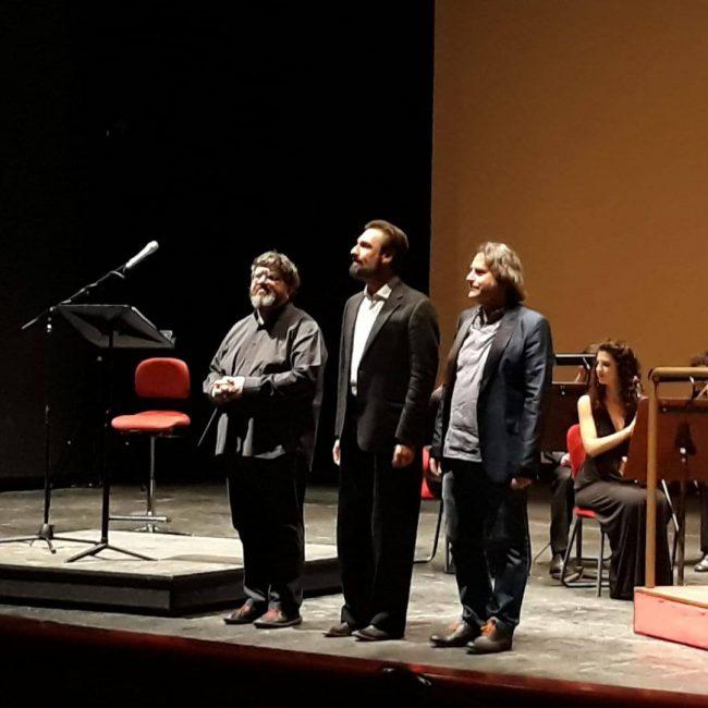 """""""I sommersi e i salvati"""" - Festival Biennale Democrazia, Teatro Regio di Torino - 27 marzo 2019"""